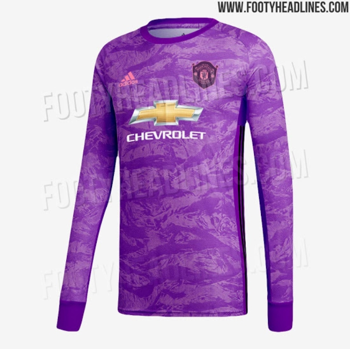 premium selection 4196c 97c2f Manchester United's 2019/20 goalkeeper kit leaked - Tribuna.com