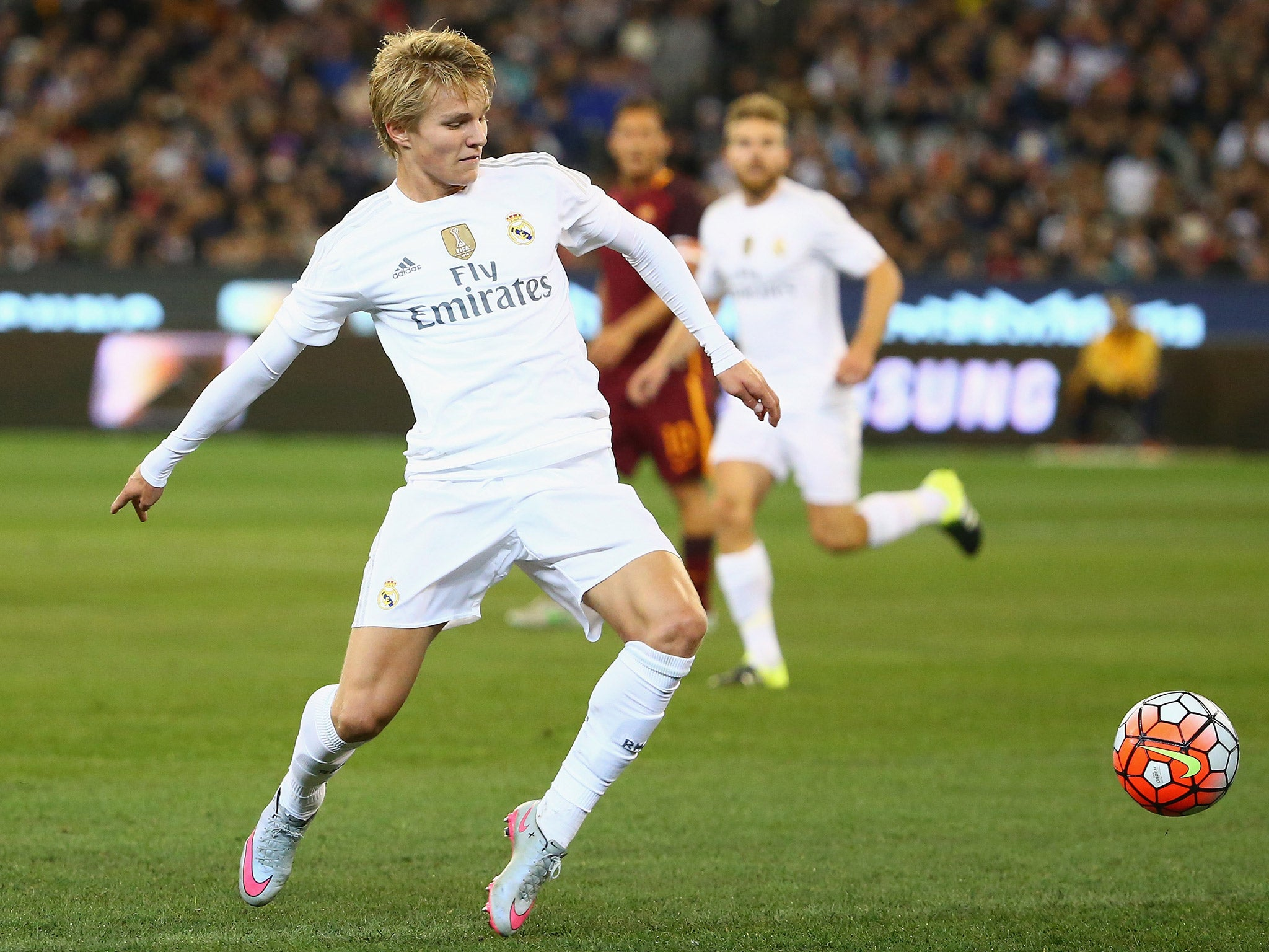 Image result for martin odegaard