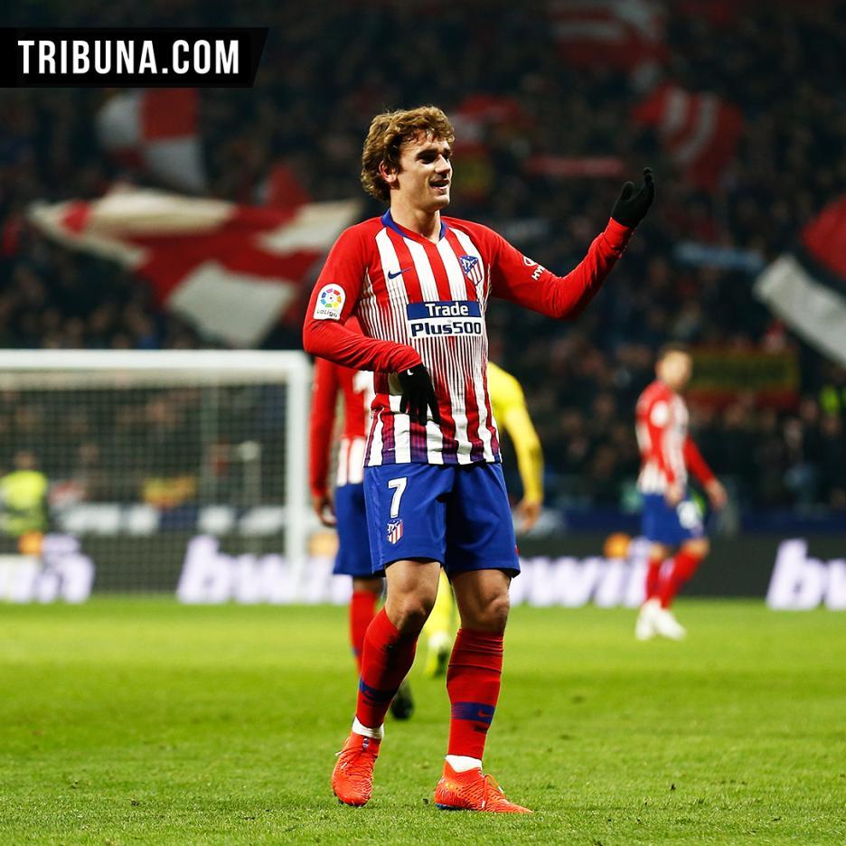 wholesale dealer e5e74 77c0e Mundo Deportivo: Griezmann reportedly wants the 7 shirt ...