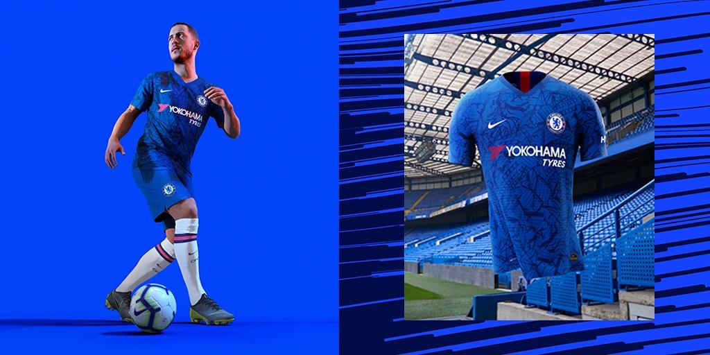 best service d8f25 81b39 Blues will wear their brand new home kit in Watford clash ...