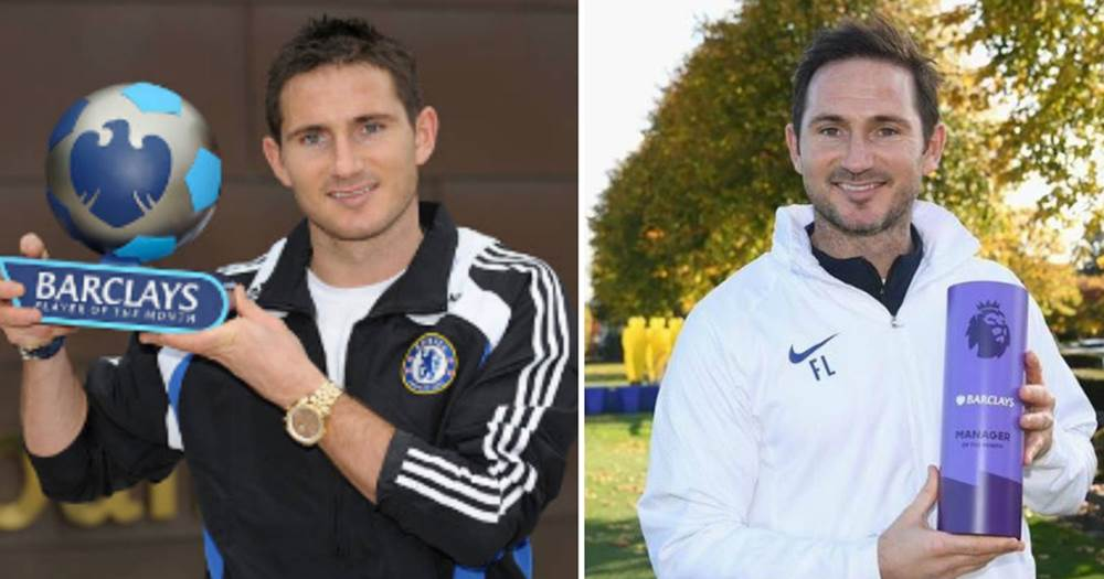 Frank Lampard becomes part of 3-man elite club after