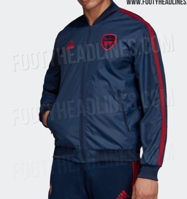 brand new 87b0e b9c39 New Adidas Anthem jacket leaked - Tribuna.com