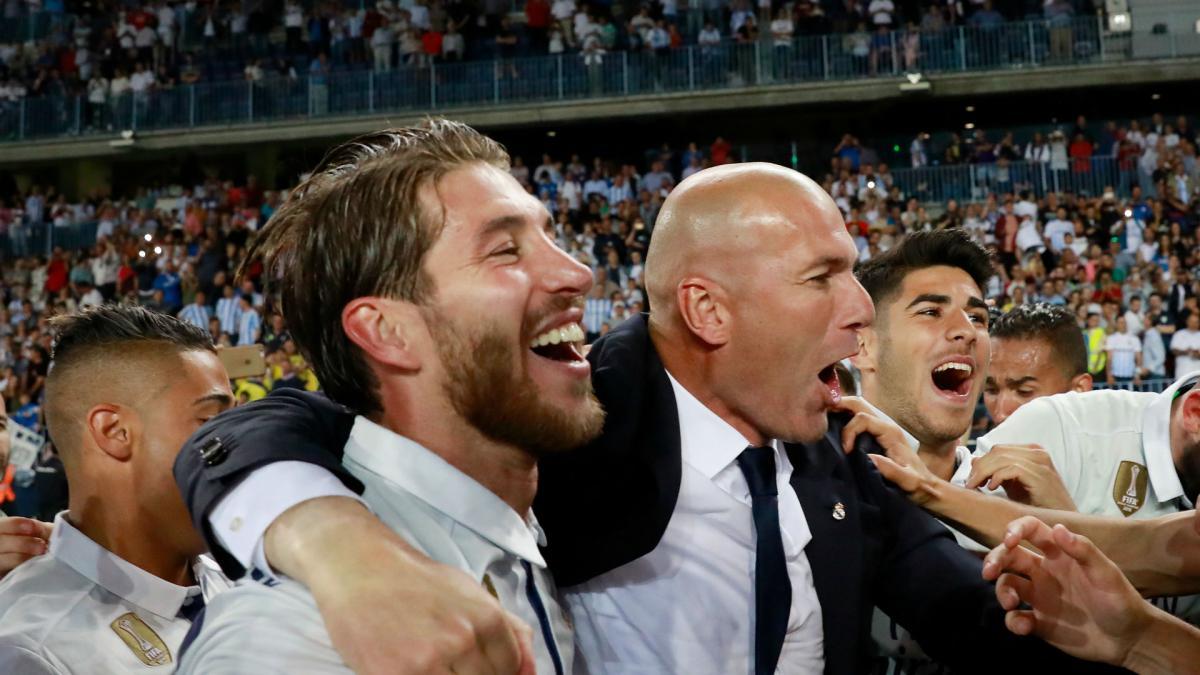 Marca: Real Madrid count on Zidane to make Ramos stay - Tribuna.com