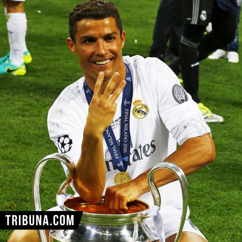 Ronaldo geburtstag cristiano Legenden