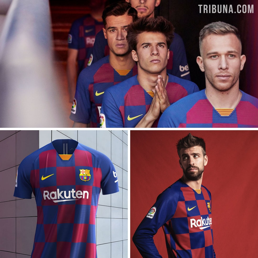 low priced 601cc 902ff Barcelona new home kit named among the worst jerseys for ...