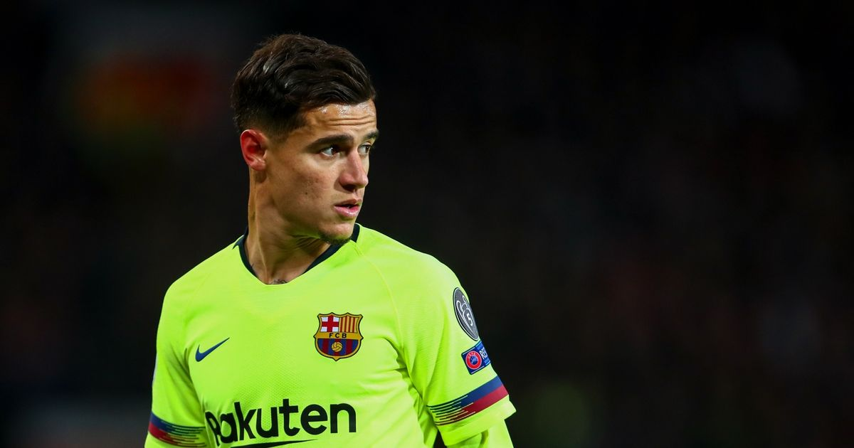 ac8bcad8c1b Coutinho s future could be affected by Antoine Griezmann s potential  arrival at Barcelona